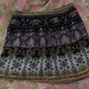 La Hearts Skirts - SOLD